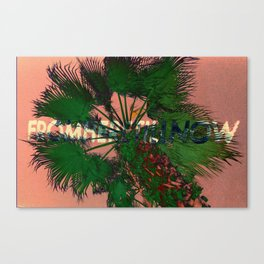 fromheretillnow II Canvas Print