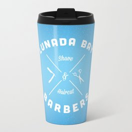 Barber Shop : Lunada Bay Barbers Travel Mug