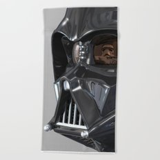 Darth Vader Playboy Flagrant Beach Towel