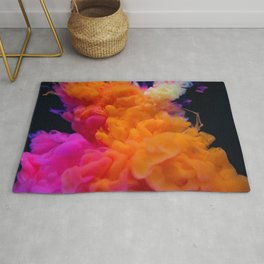 Colors Explosion Rug