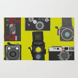 Cameras Rug