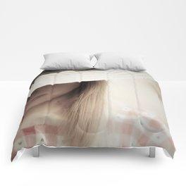 Hidden beauty Comforters