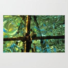 On the Mast Rug