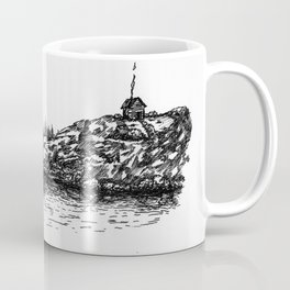 Lake Cabin #1 Coffee Mug