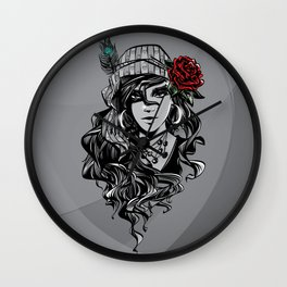 gypsy Wall Clock