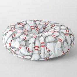 Bowling pins Floor Pillow