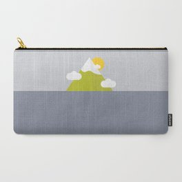 Minimal Mountain Carry-All Pouch
