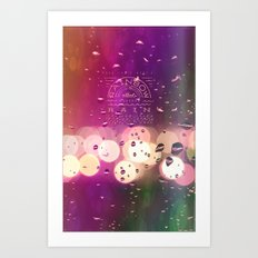 After the rain - for iphone Art Print