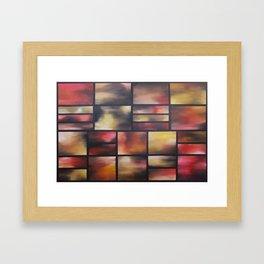 Reconfined #9 Framed Art Print
