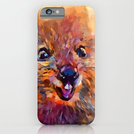Quokka iPhone Case