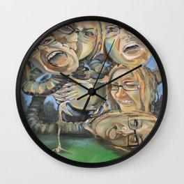 Deity of Emotions  Wall Clock