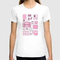 budapest T-shirts featuring Grand Budapest Items by M. Gulin
