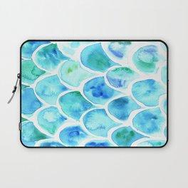 Mermaid in Details | Squama Laptop Sleeve