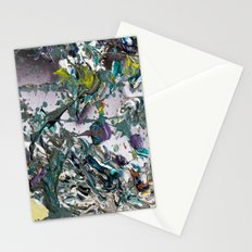 Paint Space 1 Stationery Cards