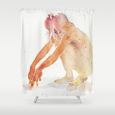 small piece 21 Shower Curtain