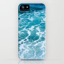 Ocean Waves in Hawaii iPhone Case