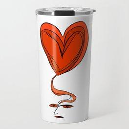 Amor en Mente Travel Mug