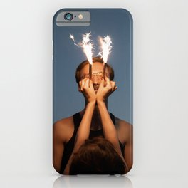 Blow Up iPhone Case
