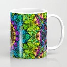kaleidoscope Crystal Abstract G50 Coffee Mug