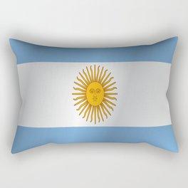 Flag of Argentina Rectangular Pillow