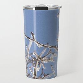 Ice in the Trees Travel Mug
