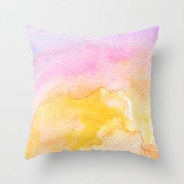 Amanecer Throw Pillow