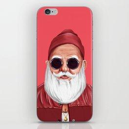 Hipstory -  Santa Claus iPhone Skin