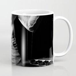 muscular male bodybuilder Coffee Mug