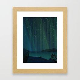 Holes to Heaven Framed Art Print