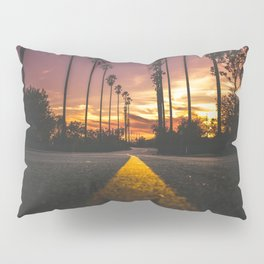 Road Pillow Sham
