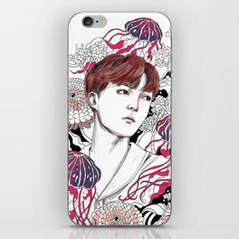 BTS J-HOPE iPhone Skin