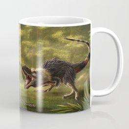 Tyrannosaurus Rex Standoff Coffee Mug