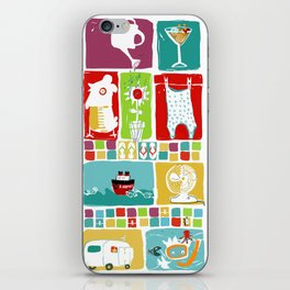 Summer & you & me... iPhone Skin
