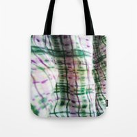 blanket Tote Bags featuring BLANKET by JANUARY FROST