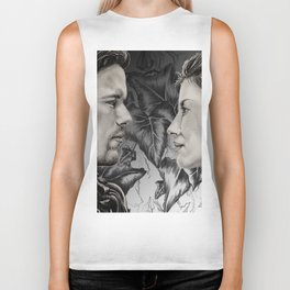 Jamie and Claire Biker Tank