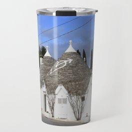 Trulli Alberobello Travel Mug