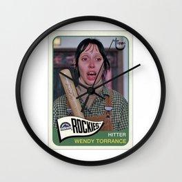 Wendy Torrance X The Shining Wall Clock