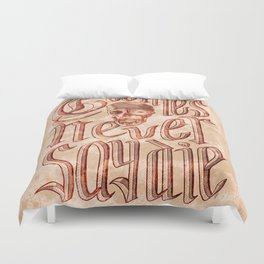 Goonies Never Say Die Duvet Cover
