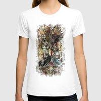 spice T-shirts featuring Sugar & Spice by Jay Allen Hansen