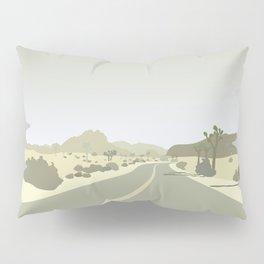 Joshua Tree Park - On the road Pillow Sham