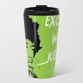 Woodstock Hendrix Travel Mug