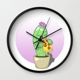 Pizzacus Wall Clock