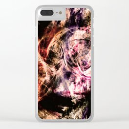 Kaos 56 Clear iPhone Case