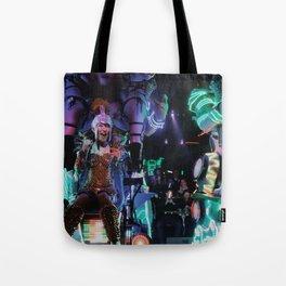 Robot Girl Tote Bag