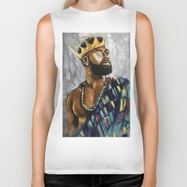 Naturally King III Biker Tank