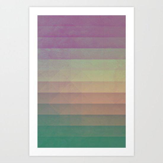 zqyyre ryde Art Print