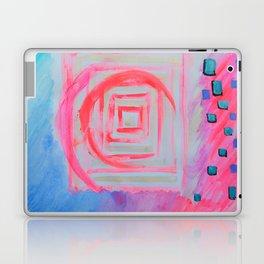 Blue Pink Laptop & iPad Skin