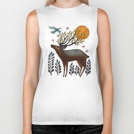 Design by Nature Biker Tank