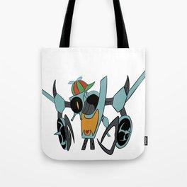 Look up! Tote Bag