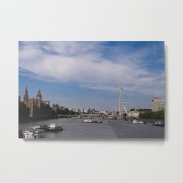 london_7 Metal Print
